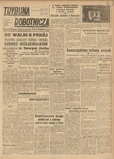Trybuna Robotnicza, 1949, nr81