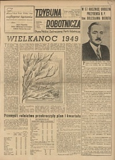Trybuna Robotnicza, 1949, nr99