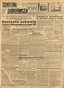 Trybuna Robotnicza, 1949, nr353