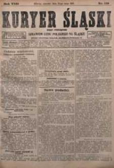 Kuryer Śląski, 1916, R. 8 [właśc. 10], nr 119