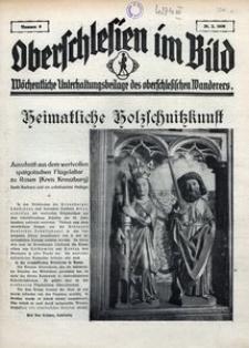Oberschlesien im Bild, 1936, nr 8