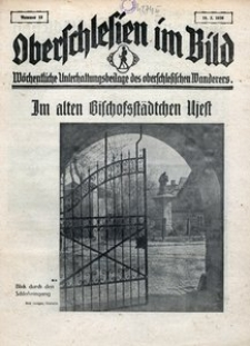 Oberschlesien im Bild, 1936, nr 12