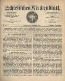 Schlesisches Kirchenblatt, 1868, Jg. 34, nr 36