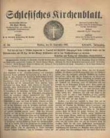 Schlesisches Kirchenblatt, 1868, Jg. 34, nr 39