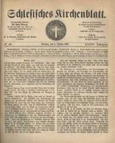 Schlesisches Kirchenblatt, 1868, Jg. 34, nr 40