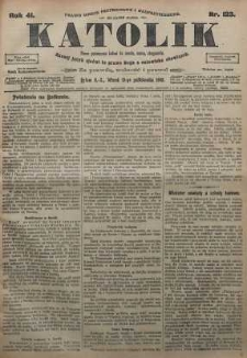 Katolik, 1910, R. 43, nr 123