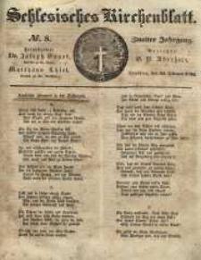 Schlesisches Kirchenblatt, 1836, Jg. 2, nr 8