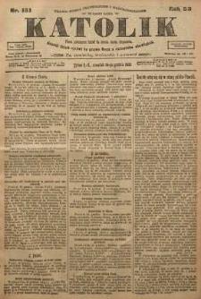 Katolik, 1920, R. 53, nr 151