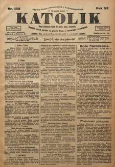Katolik, 1920, R. 53, nr 155
