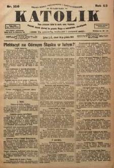 Katolik, 1920, R. 53, nr 156