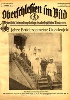 Oberschlesien im Bild, 1932, nr 19