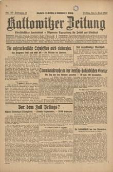 Kattowitzer Zeitung, 1927, Jg. 59, nr126