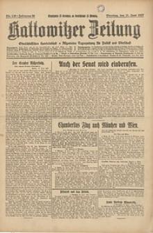 Kattowitzer Zeitung, 1927, Jg. 59, nr139