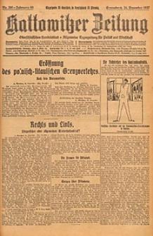 Kattowitzer Zeitung, 1927, Jg. 59, nr295