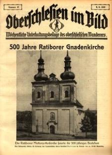 Oberschlesien im Bild, 1932, nr 37