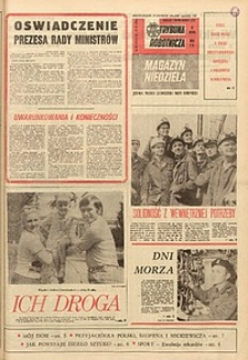 Trybuna Robotnicza, 1976, nr145