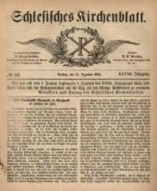 Schlesisches Kirchenblatt, 1862, Jg. 28, nr 52