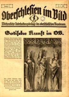 Oberschlesien im Bild, 1935, nr 2