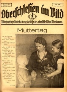 Oberschlesien im Bild, 1935, nr 19