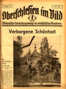 Oberschlesien im Bild, 1935, nr 20