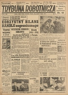 Trybuna Robotnicza, 1947, nr225
