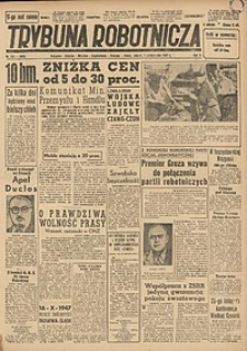 Trybuna Robotnicza, 1947, nr276