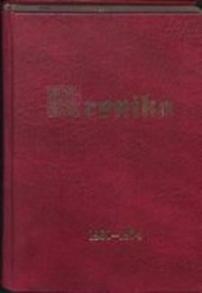 Kronika 1960-1974