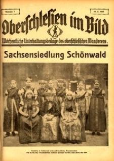 Oberschlesien im Bild, 1935, nr 7