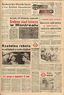 Trybuna Robotnicza, 1976, nr164