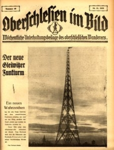 Oberschlesien im Bild, 1935, nr 46