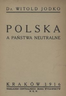 Polska a państwa neutralne