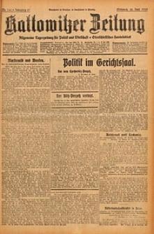 Kattowitzer Zeitung, 1929, Jg. 61, nr146