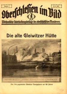 Oberschlesien im Bild, 1933, nr 7