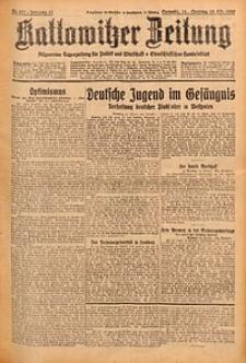 Kattowitzer Zeitung, 1929, Jg. 61, nr237
