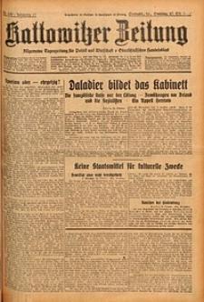 Kattowitzer Zeitung, 1929, Jg. 61, nr249