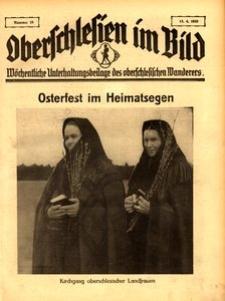 Oberschlesien im Bild, 1933, nr 15