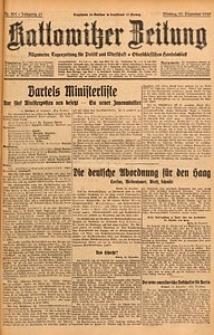 Kattowitzer Zeitung, 1929, Jg. 61, nr301