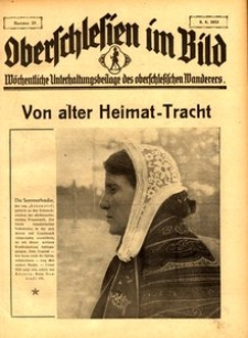 Oberschlesien im Bild, 1933, nr 23