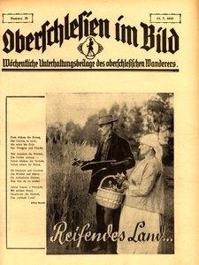 Oberschlesien im Bild, 1933, nr 28