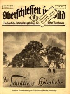 Oberschlesien im Bild, 1933, nr 31