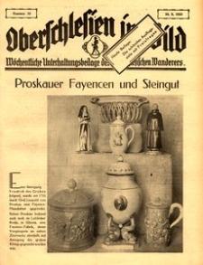 Oberschlesien im Bild, 1933, nr 32