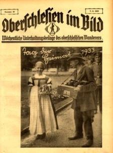 Oberschlesien im Bild, 1933, nr 36