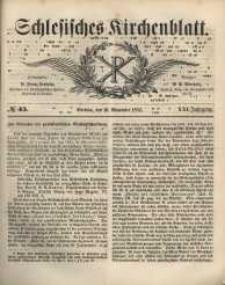 Schlesisches Kirchenblatt, 1855, Jg. 21, nr 45