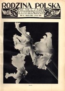 Rodzina Polska : miesięcznik ilustrowany, 1935, R.9, Nr 7 - lipiec