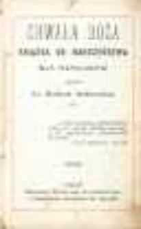 Chwała Boża : książka do nabożeństwa dla katolików.