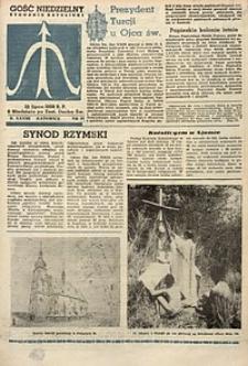 Gość Niedzielny, 1959, R. 28, nr28