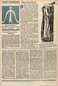 Gość Niedzielny, 1959, R. 32, nr35