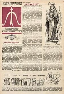 Gość Niedzielny, 1959, R. 28, nr48