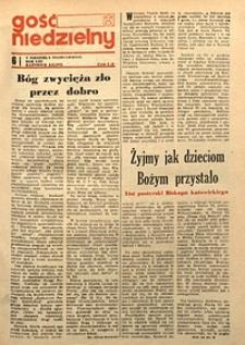 Gość Niedzielny, 1976, R. 53, nr6