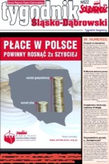 Tygodnik Śląsko-Dąbrowski, 2007, nr9